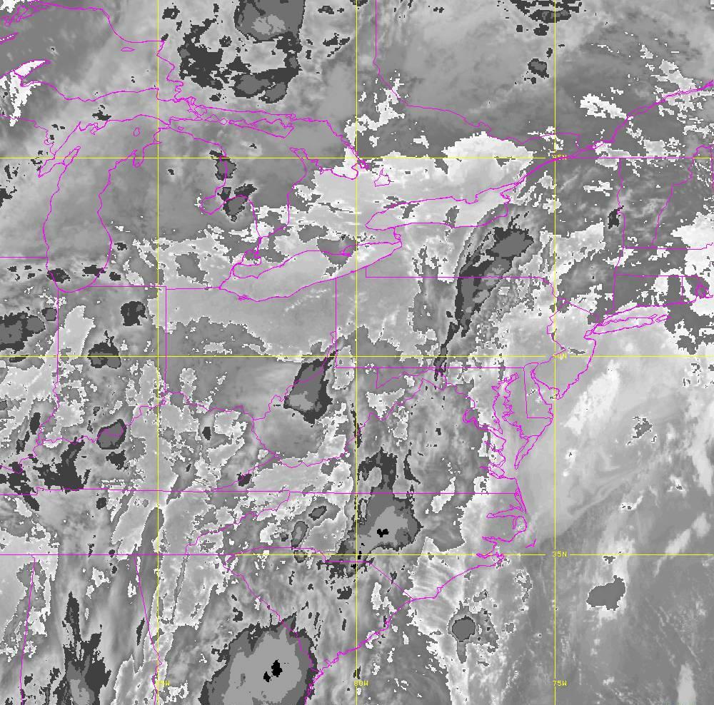 Band 14 - 11.2 µm - Longwave Window - IR - 29 May 2020 - 0200 UTC