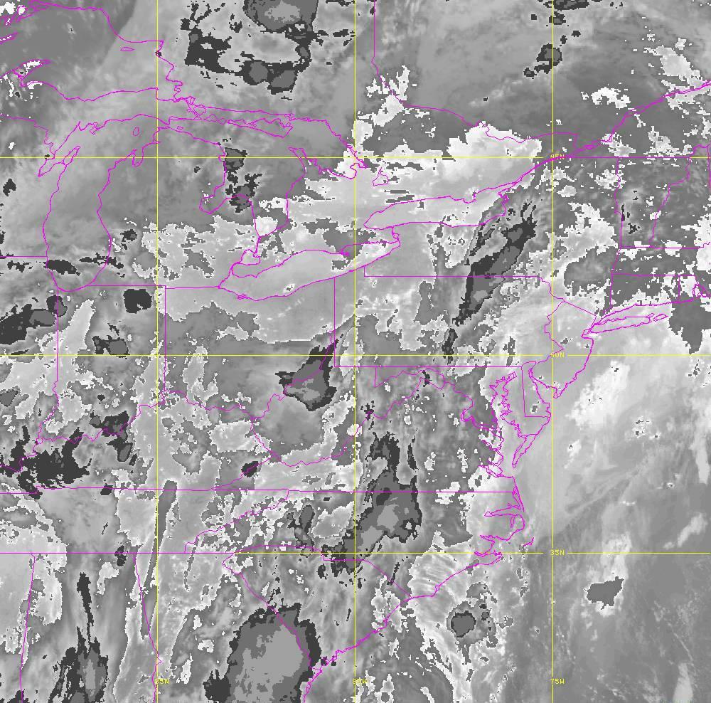 Band 14 - 11.2 µm - Longwave Window - IR - 29 May 2020 - 0230 UTC