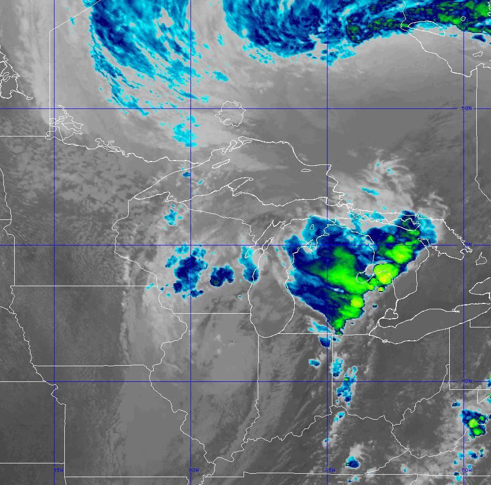 Band 11 - 8.4 µm - Cloud Top - IR - 10 Jun 2020 - 2020 UTC