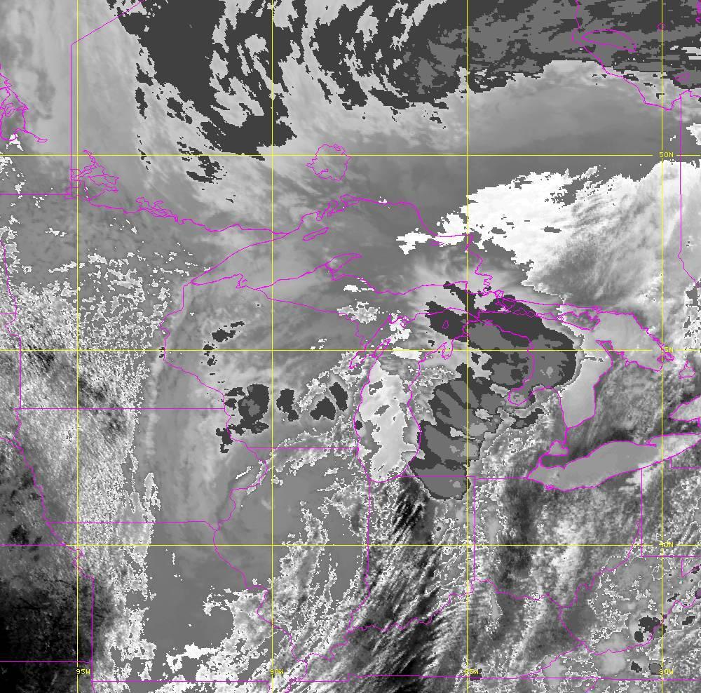 Band 14 - 11.2 µm - Longwave Window - IR - 10 Jun 2020 - 1850 UTC