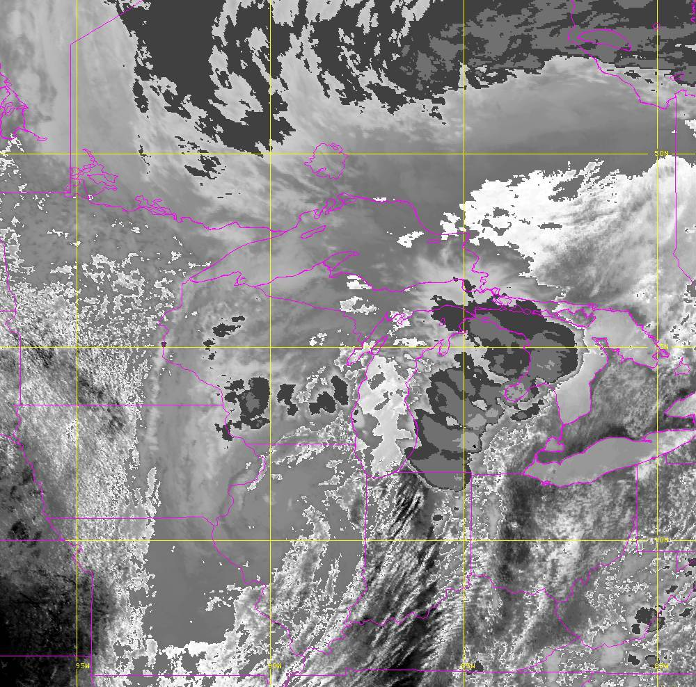 Band 14 - 11.2 µm - Longwave Window - IR - 10 Jun 2020 - 1900 UTC