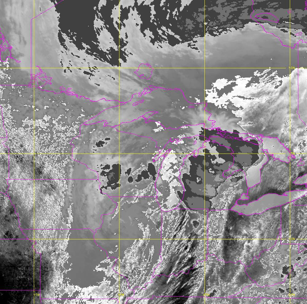 Band 14 - 11.2 µm - Longwave Window - IR - 10 Jun 2020 - 1920 UTC