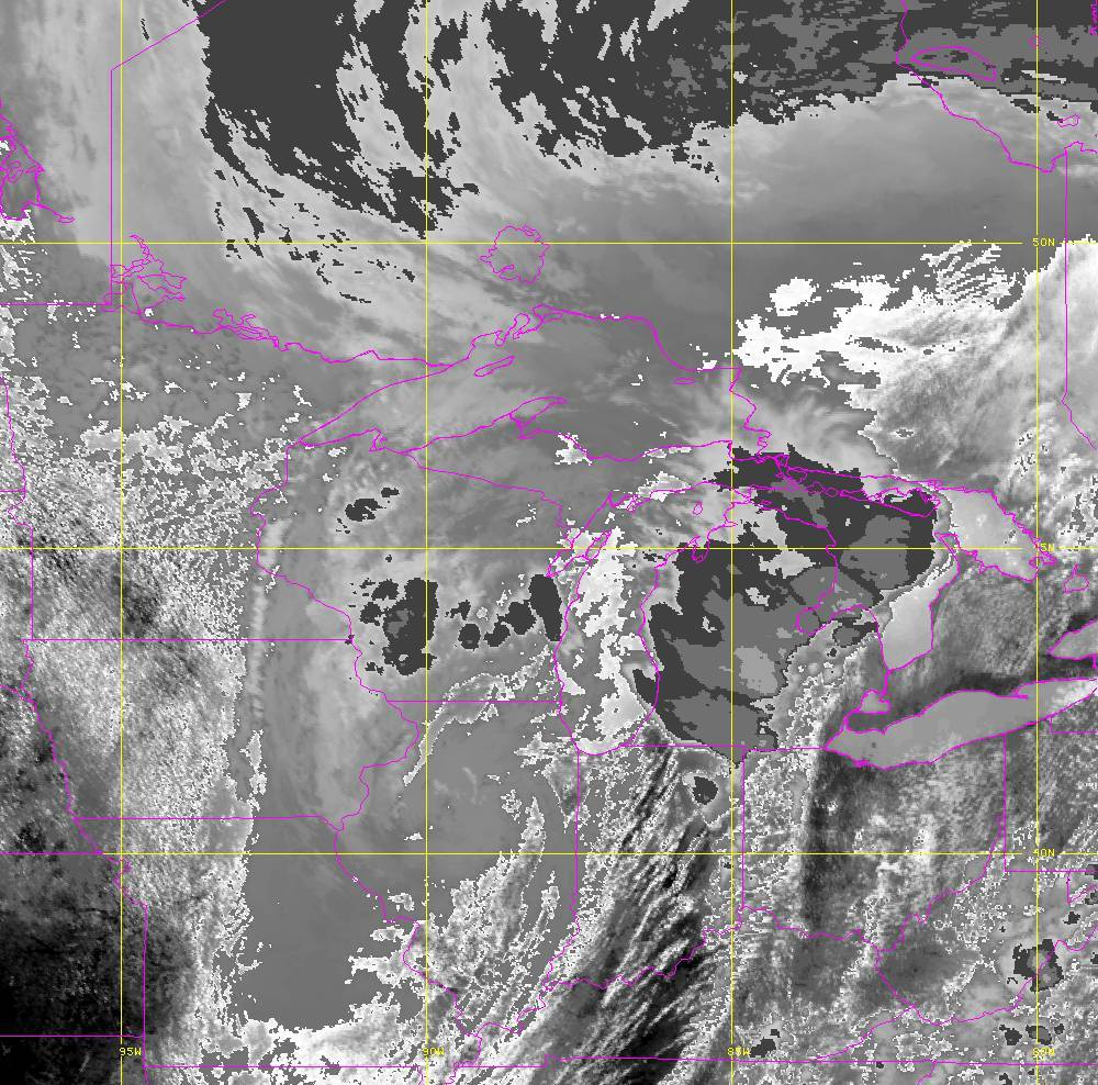 Band 14 - 11.2 µm - Longwave Window - IR - 10 Jun 2020 - 1930 UTC