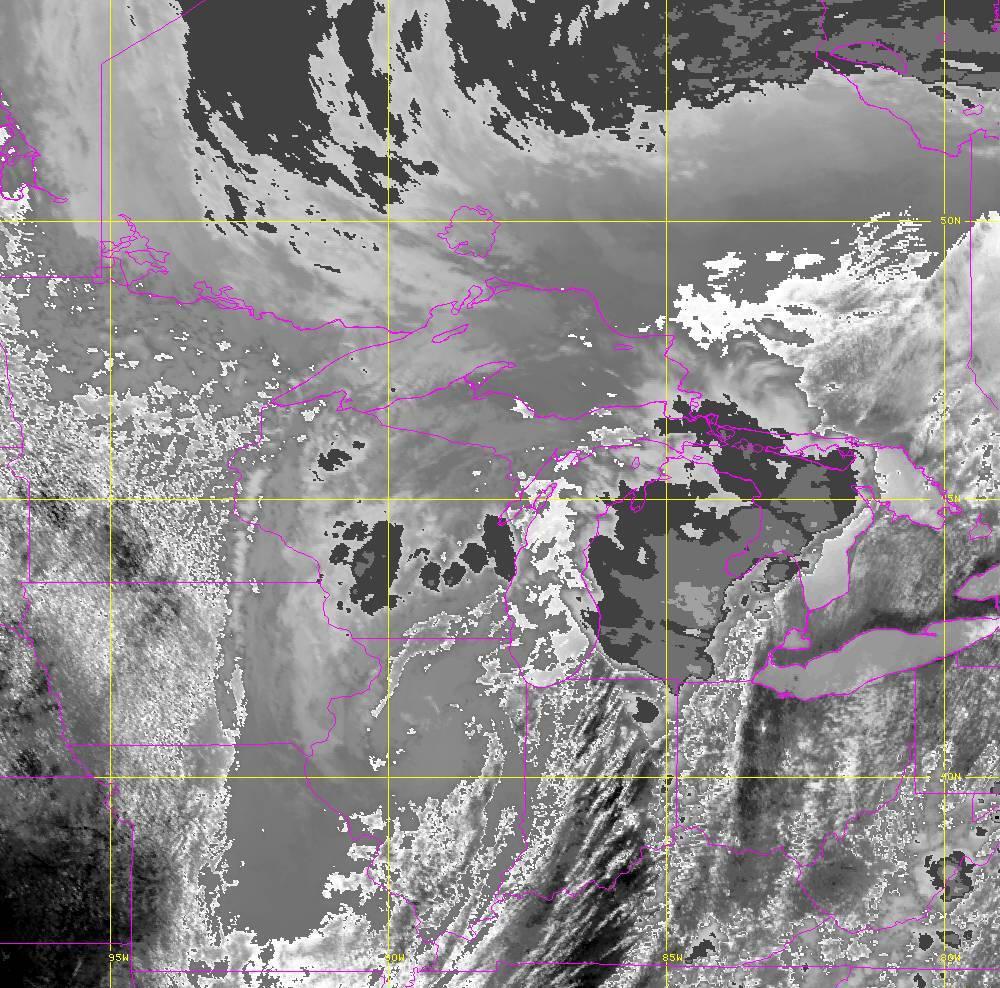 Band 14 - 11.2 µm - Longwave Window - IR - 10 Jun 2020 - 1940 UTC