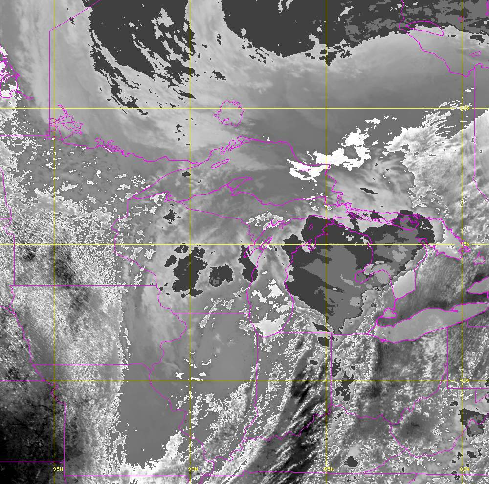 Band 14 - 11.2 µm - Longwave Window - IR - 10 Jun 2020 - 2020 UTC