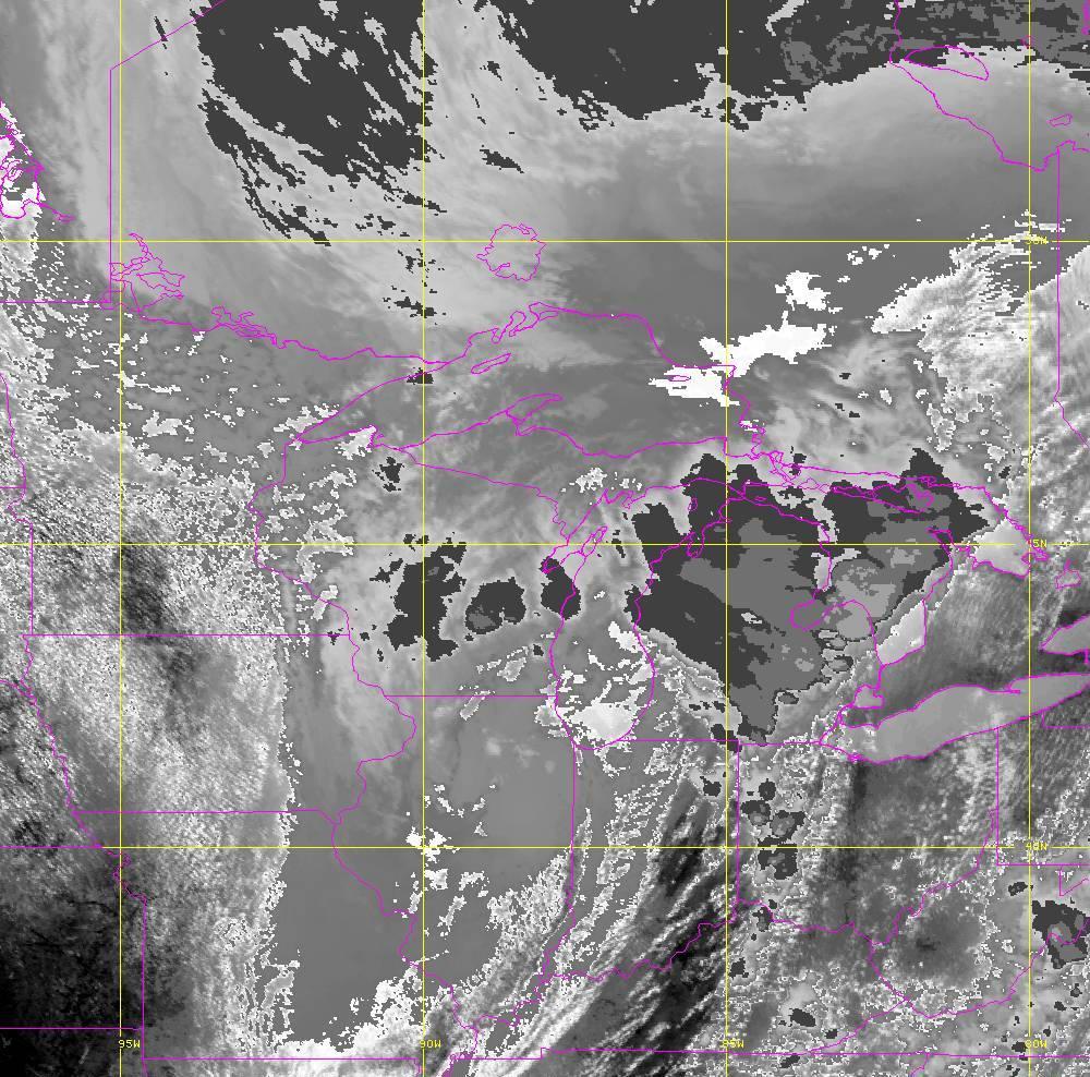 Band 14 - 11.2 µm - Longwave Window - IR - 10 Jun 2020 - 2040 UTC