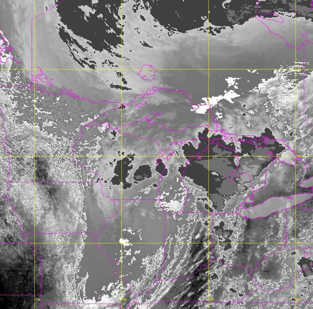 Band 14 - 11.2 µm - Longwave Window - IR - 10 Jun 2020 - 2050 UTC