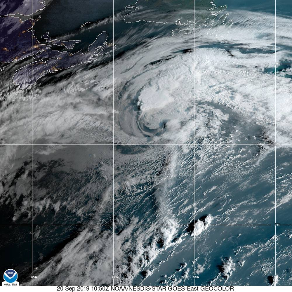 Humberto Grows Larger Hurricane Watch Bermuda New Tropical Depression Forms Central Tropical Atlantic Gulf of Mexico