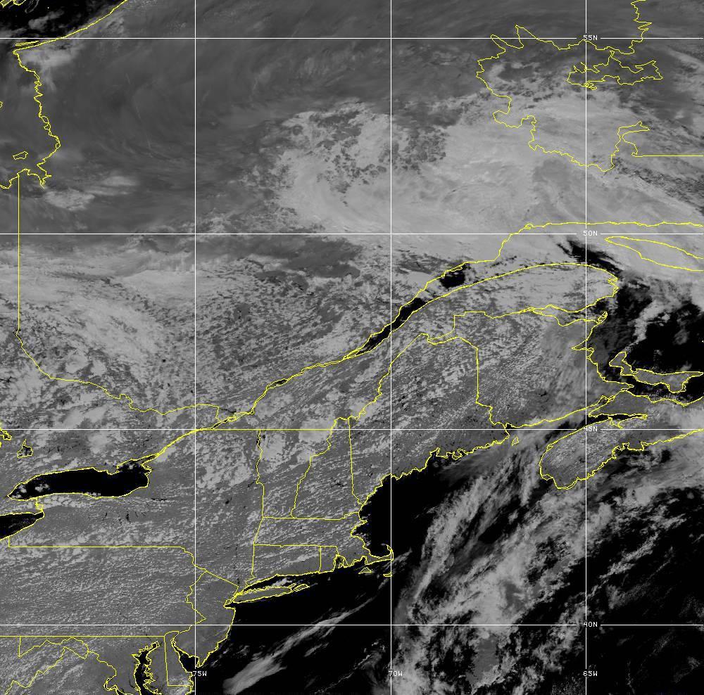 Band 5 - 1.6 µm - Snow/Ice - Near IR - 05 Aug 2020 - 1720 UTC