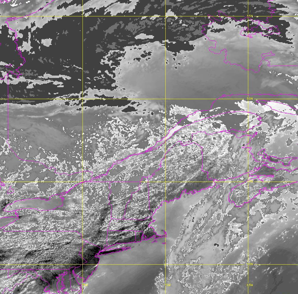 Band 14 - 11.2 µm - Longwave Window - IR - 05 Aug 2020 - 1730 UTC