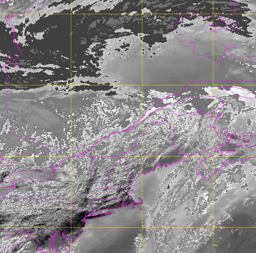 Band 14 - 11.2 µm - Longwave Window - IR - 05 Aug 2020 - 1740 UTC