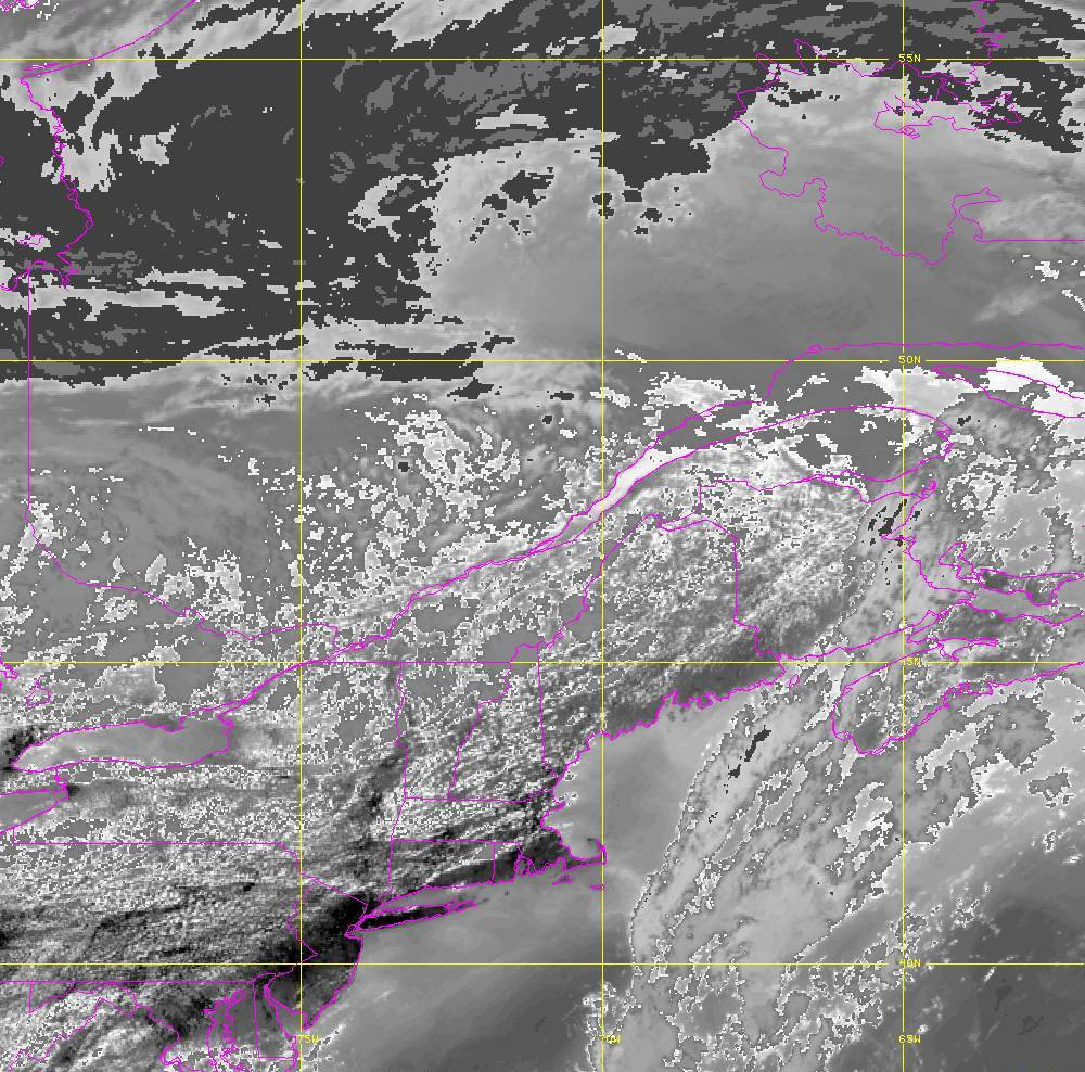 Band 14 - 11.2 µm - Longwave Window - IR - 05 Aug 2020 - 1800 UTC