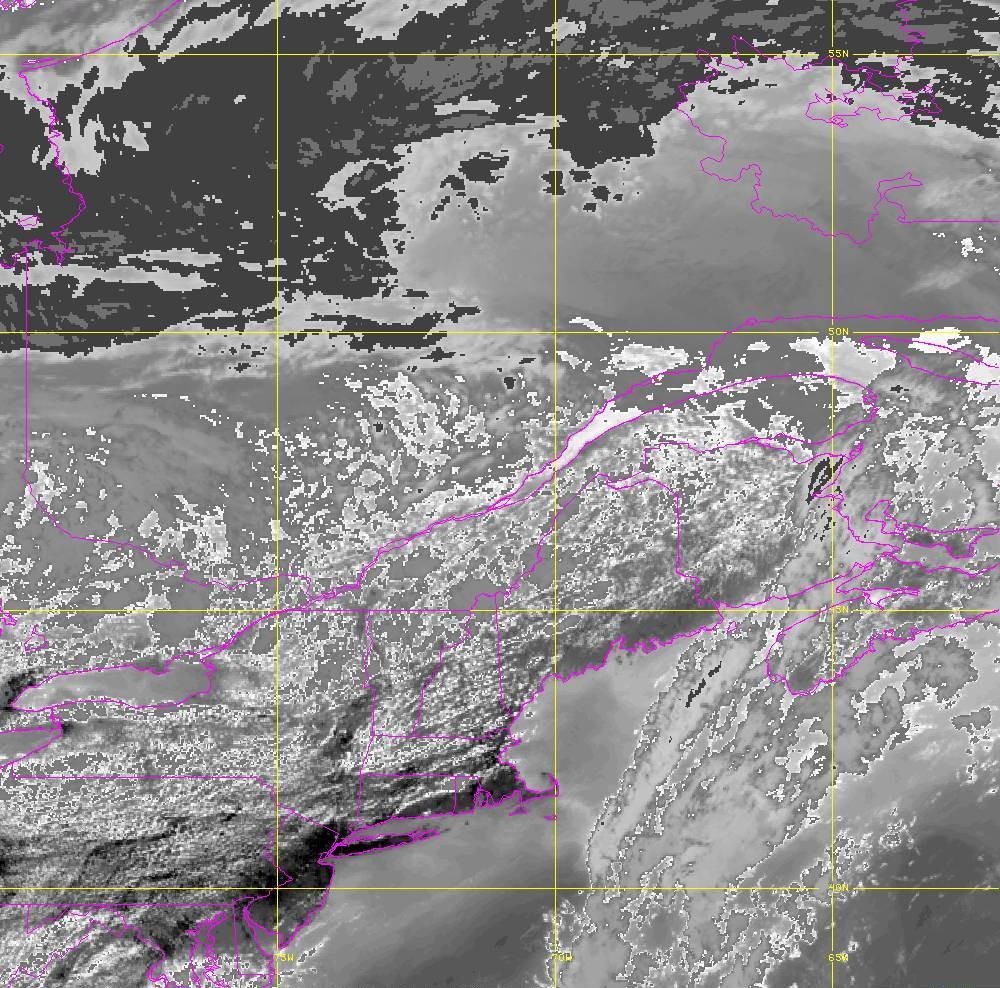 Band 14 - 11.2 µm - Longwave Window - IR - 05 Aug 2020 - 1810 UTC