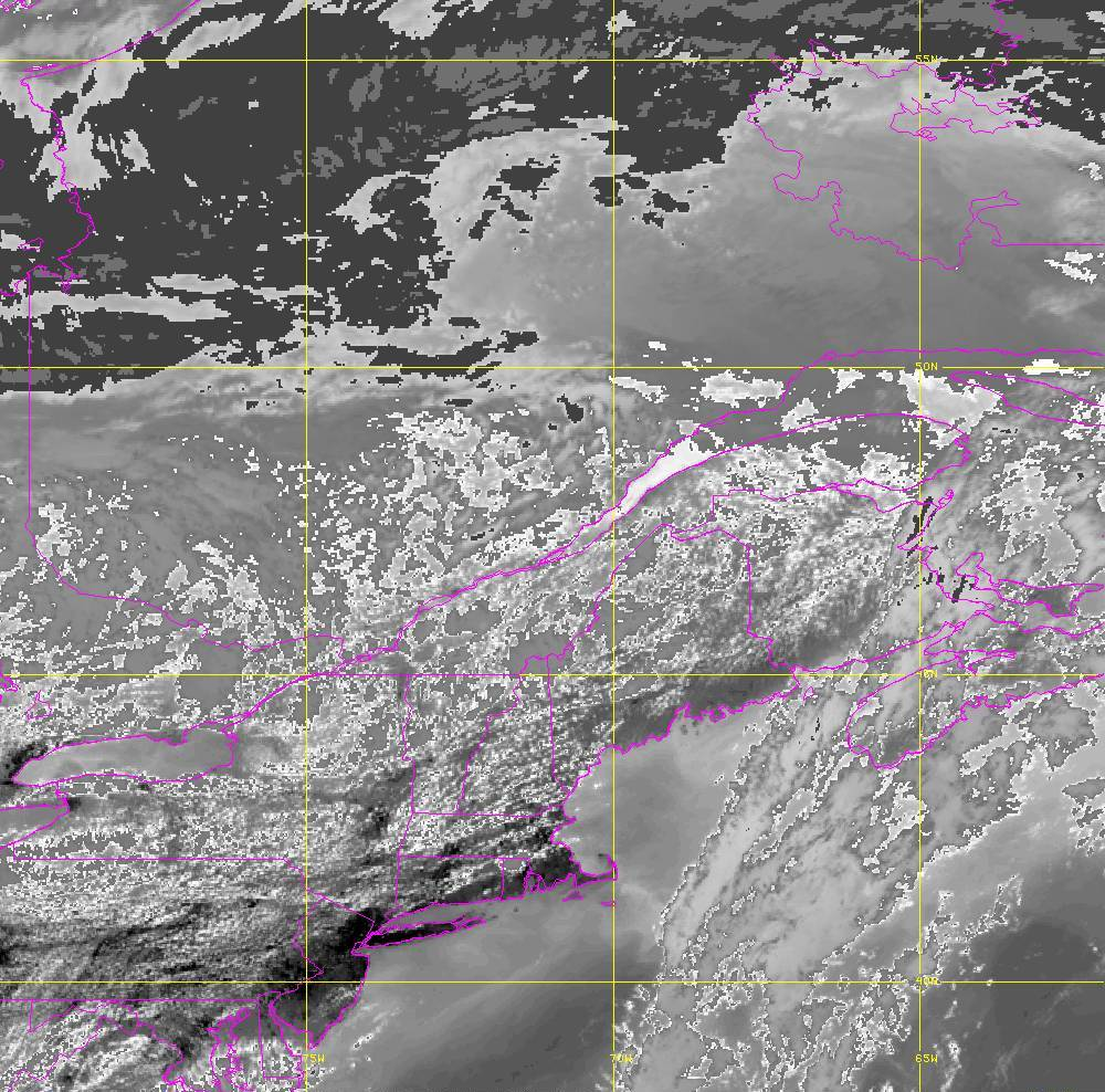 Band 14 - 11.2 µm - Longwave Window - IR - 05 Aug 2020 - 1830 UTC