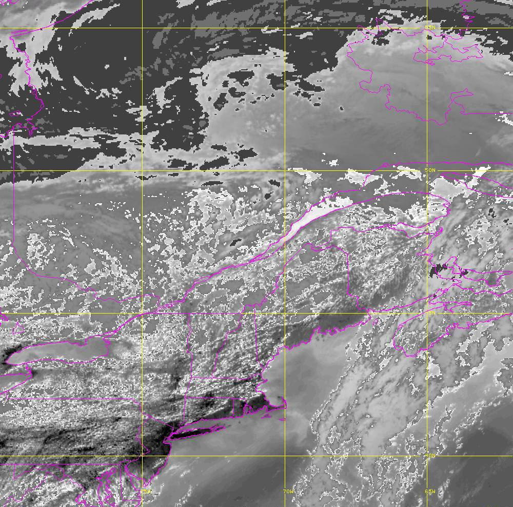 Band 14 - 11.2 µm - Longwave Window - IR - 05 Aug 2020 - 1900 UTC