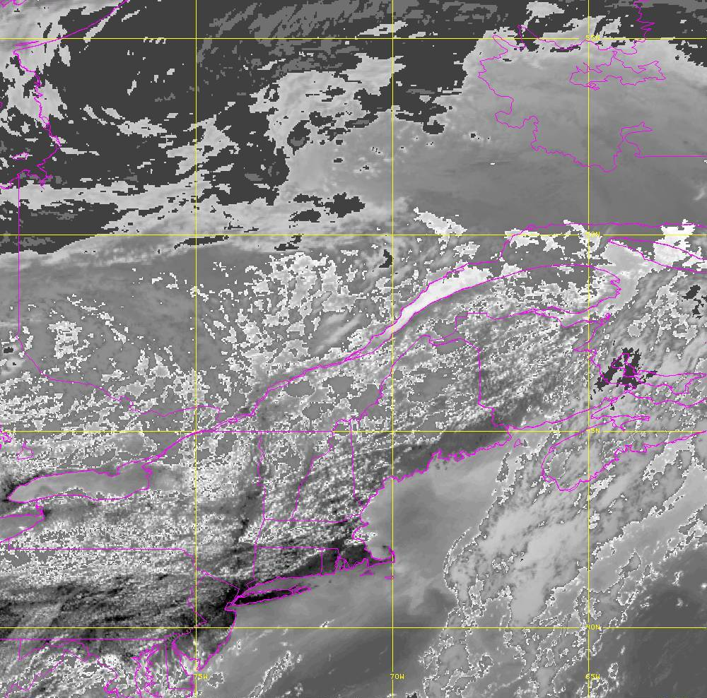 Band 14 - 11.2 µm - Longwave Window - IR - 05 Aug 2020 - 1940 UTC