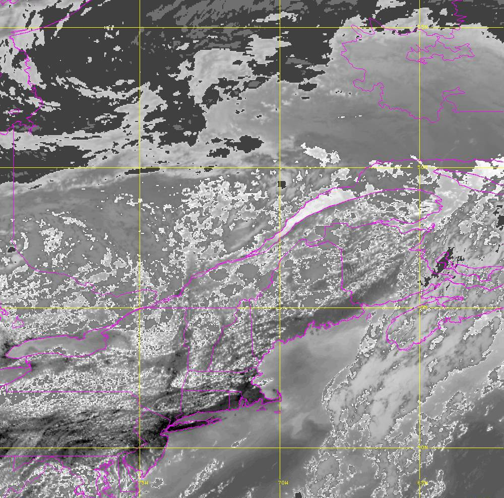 Band 14 - 11.2 µm - Longwave Window - IR - 05 Aug 2020 - 2000 UTC