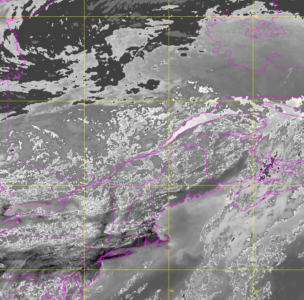 Band 14 - 11.2 µm - Longwave Window - IR - 05 Aug 2020 - 2030 UTC