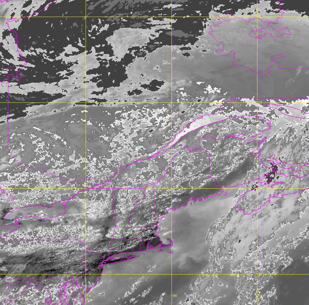 Band 14 - 11.2 µm - Longwave Window - IR - 05 Aug 2020 - 2040 UTC