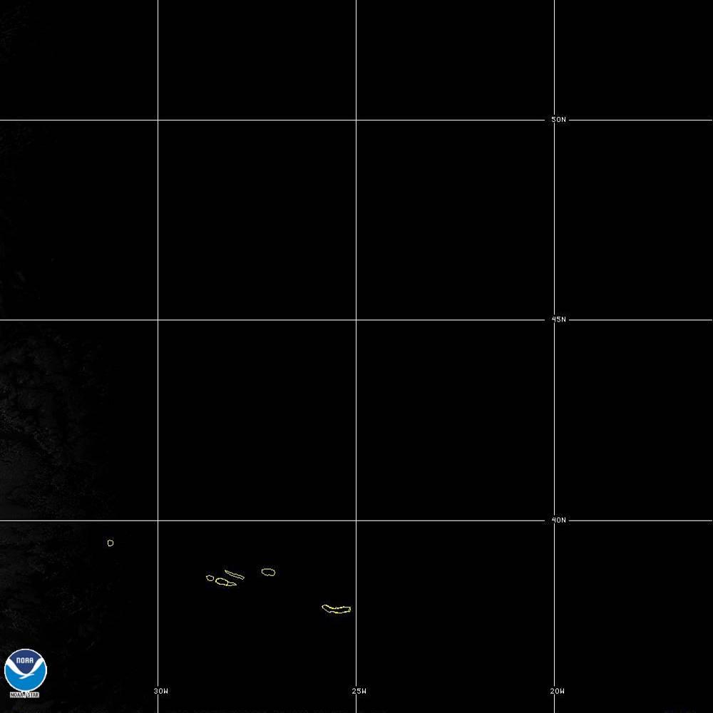 Band 2 - 0.64 µm - Red - Visible - 02 Oct 2019 - 1940 UTC