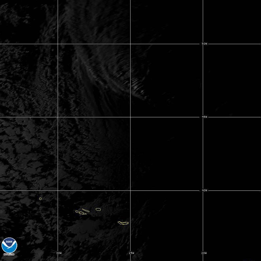 Band 6 - 2.2 µm - Cloud Particle - Near IR - 02 Oct 2019 - 1900 UTC