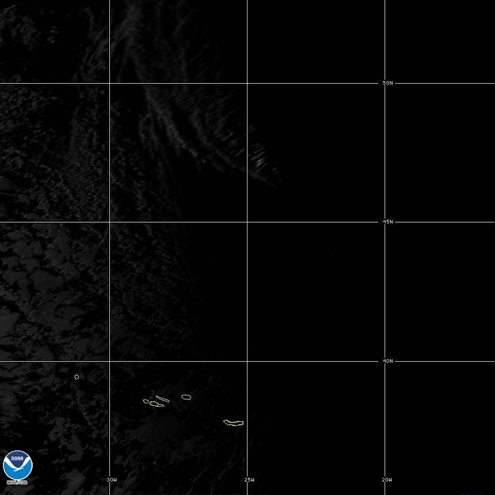Band 6 - 2.2 µm - Cloud Particle - Near IR - 02 Oct 2019 - 1910 UTC