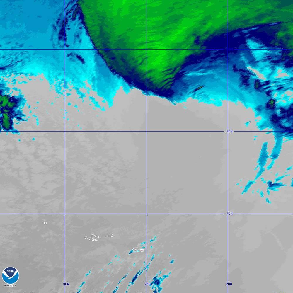 Band 12 - 9.6 µm - Ozone - IR - 02 Oct 2019 - 2000 UTC