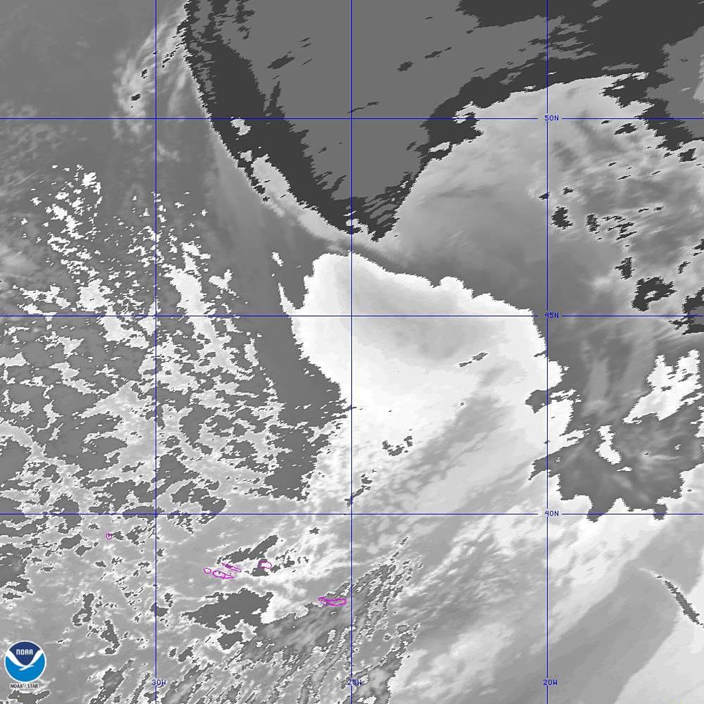Band 14 - 11.2 µm - Longwave Window - IR - 02 Oct 2019 - 1920 UTC