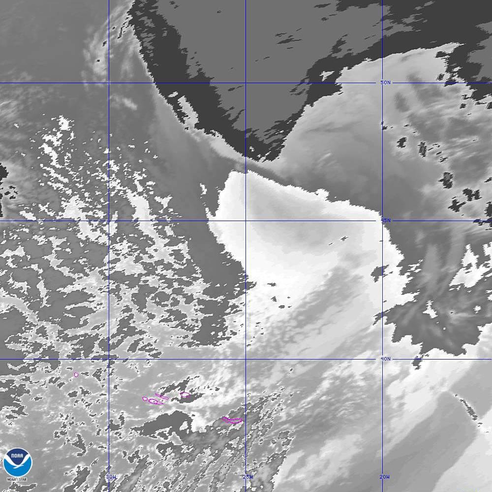 Band 14 - 11.2 µm - Longwave Window - IR - 02 Oct 2019 - 1940 UTC