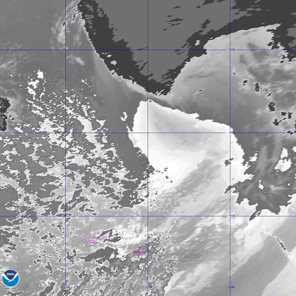 Band 14 - 11.2 µm - Longwave Window - IR - 02 Oct 2019 - 1950 UTC