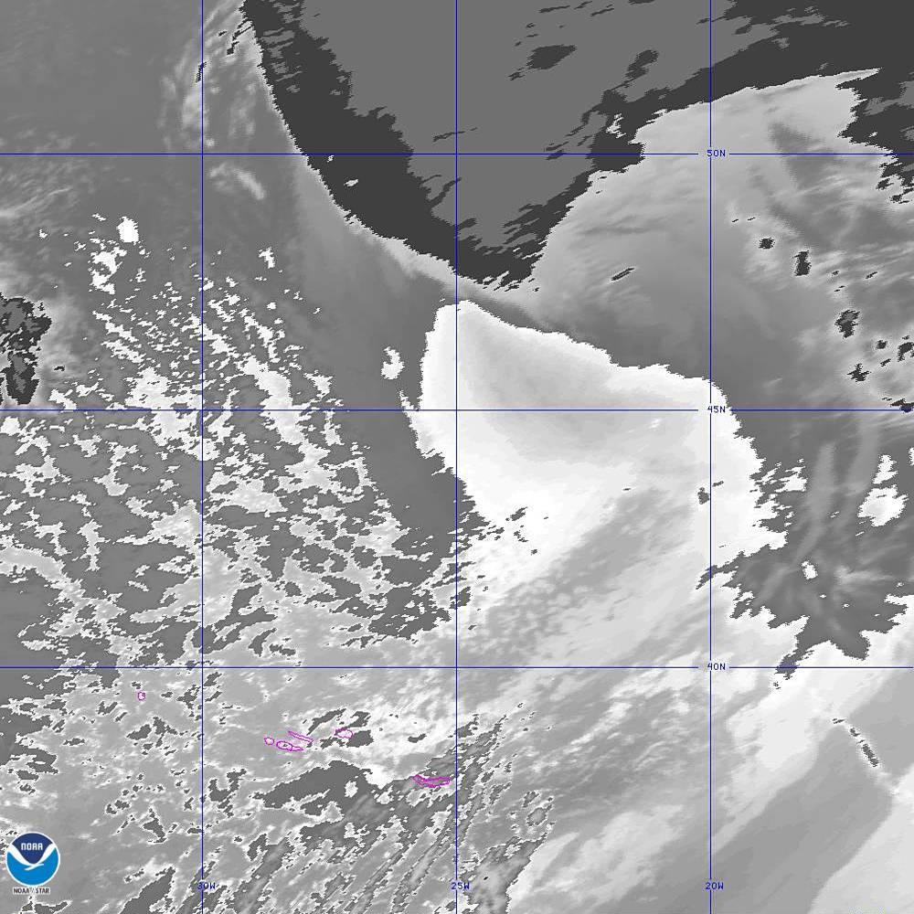 Band 14 - 11.2 µm - Longwave Window - IR - 02 Oct 2019 - 2000 UTC