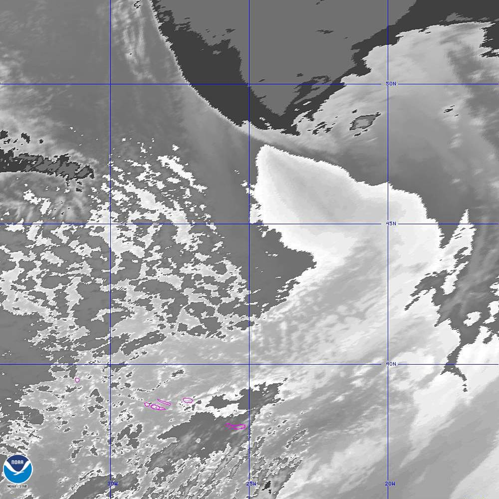 Band 14 - 11.2 µm - Longwave Window - IR - 02 Oct 2019 - 2110 UTC