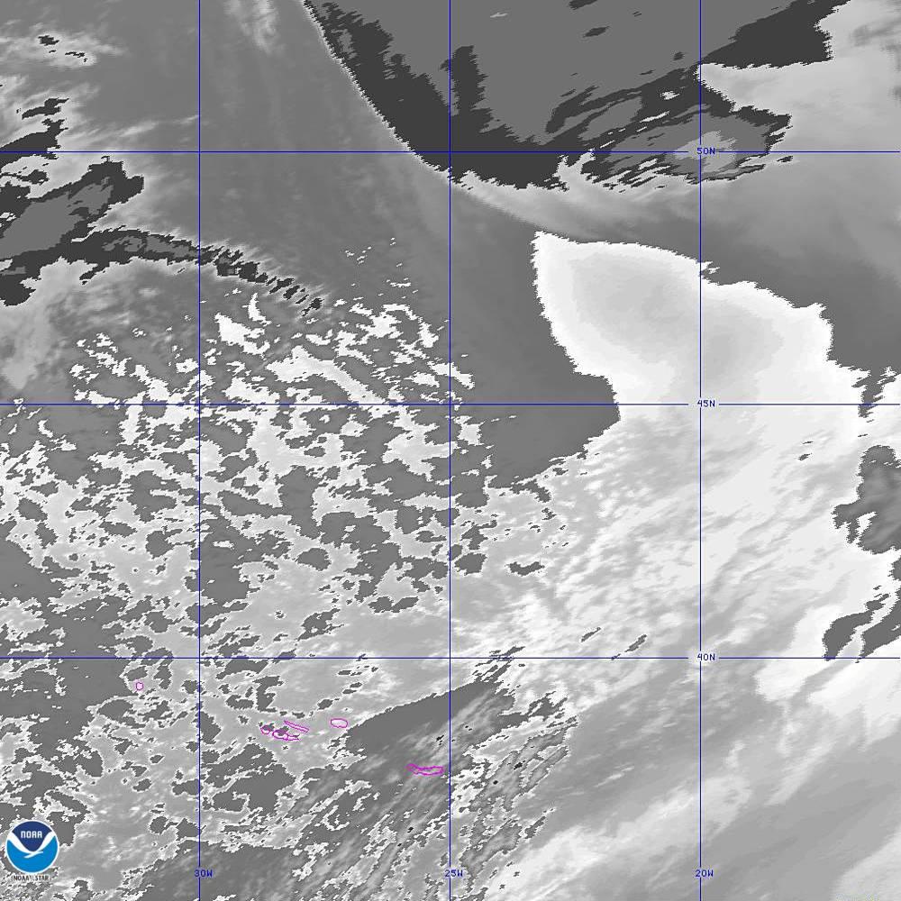Band 14 - 11.2 µm - Longwave Window - IR - 02 Oct 2019 - 2250 UTC