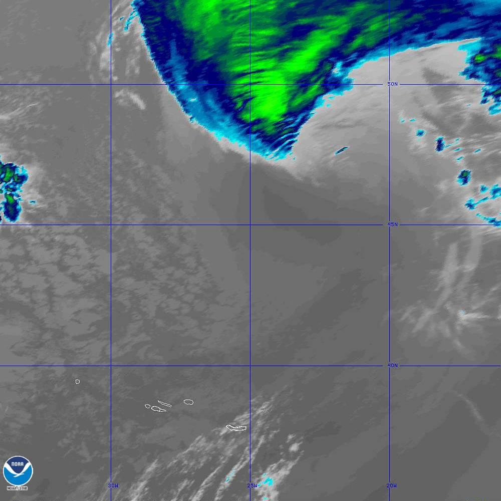 Band 15 - 12.3 µm - Dirty Longwave Window - IR - 02 Oct 2019 - 2000 UTC