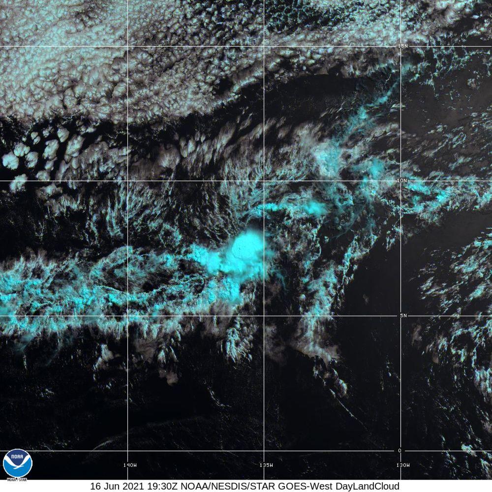 Day Land Cloud - EUMETSAT Natural Color - 16 Jun 2021 - 1930 UTC