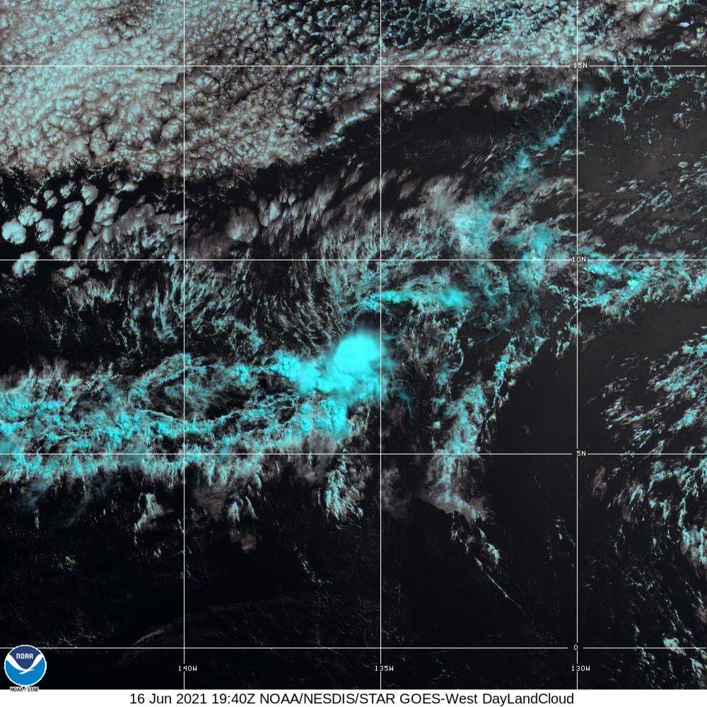 Day Land Cloud - EUMETSAT Natural Color - 16 Jun 2021 - 1940 UTC