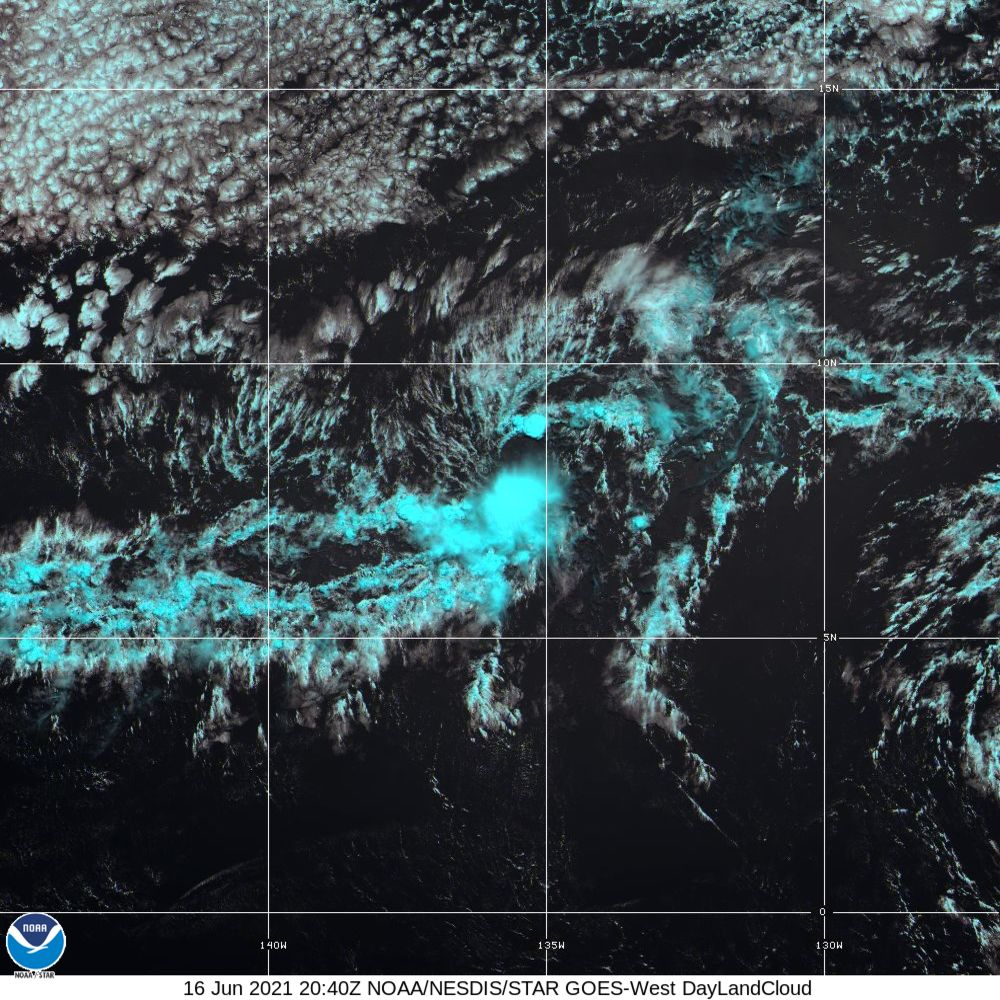 Day Land Cloud - EUMETSAT Natural Color - 16 Jun 2021 - 2040 UTC