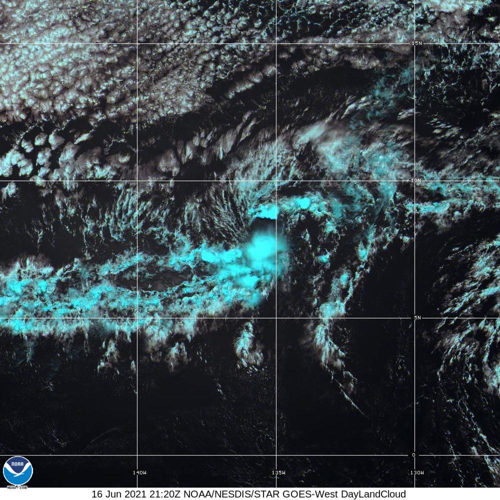 Day Land Cloud - EUMETSAT Natural Color - 16 Jun 2021 - 2120 UTC