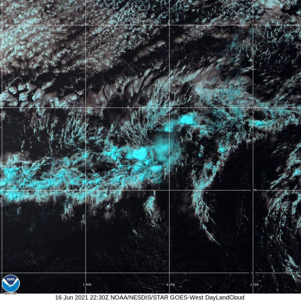 Day Land Cloud - EUMETSAT Natural Color - 16 Jun 2021 - 2230 UTC