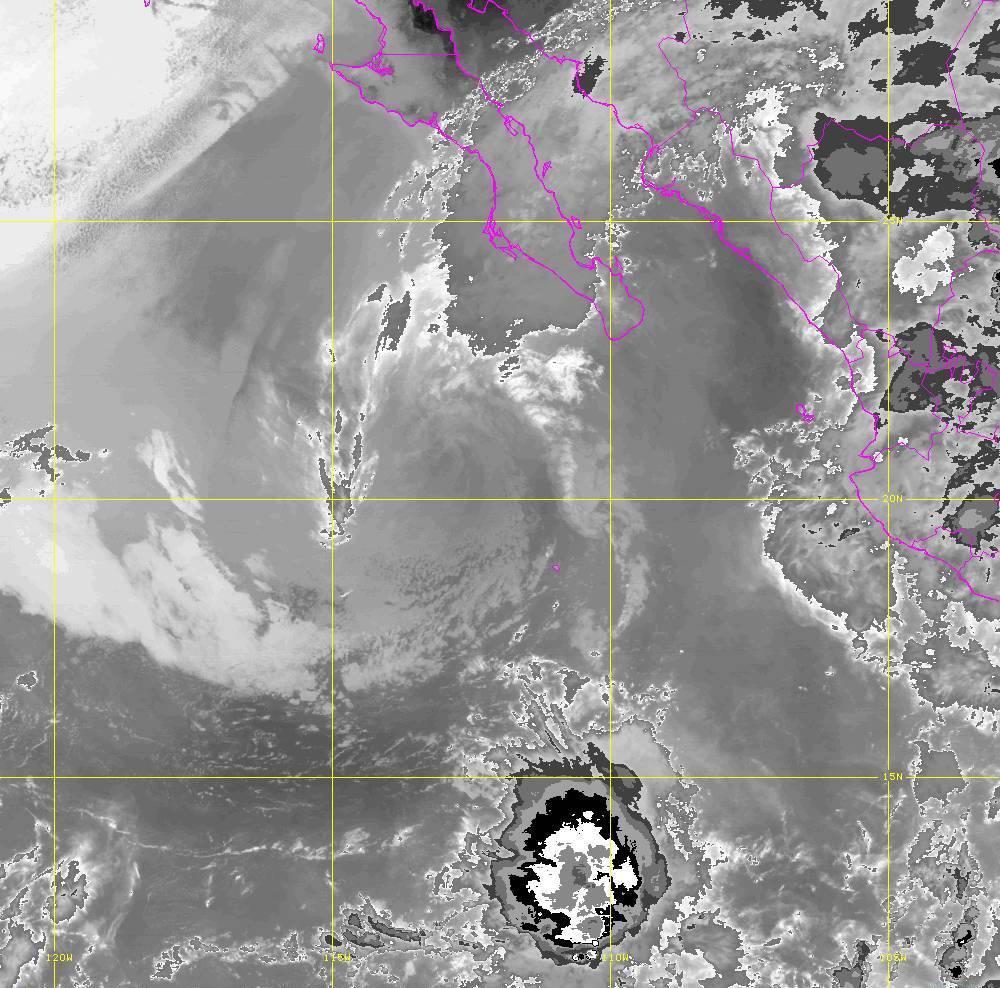Band 14 - 11.2 µm - Longwave Window - IR - 01 Jul 2020 - 0540 UTC