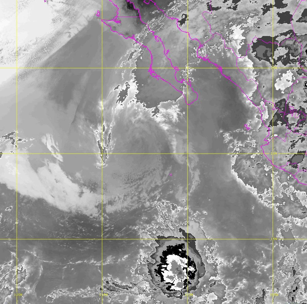 Band 14 - 11.2 µm - Longwave Window - IR - 01 Jul 2020 - 0600 UTC