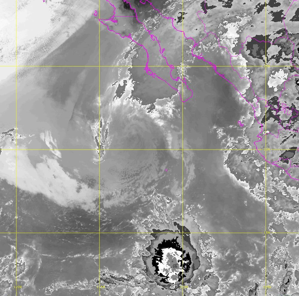 Band 14 - 11.2 µm - Longwave Window - IR - 01 Jul 2020 - 0610 UTC