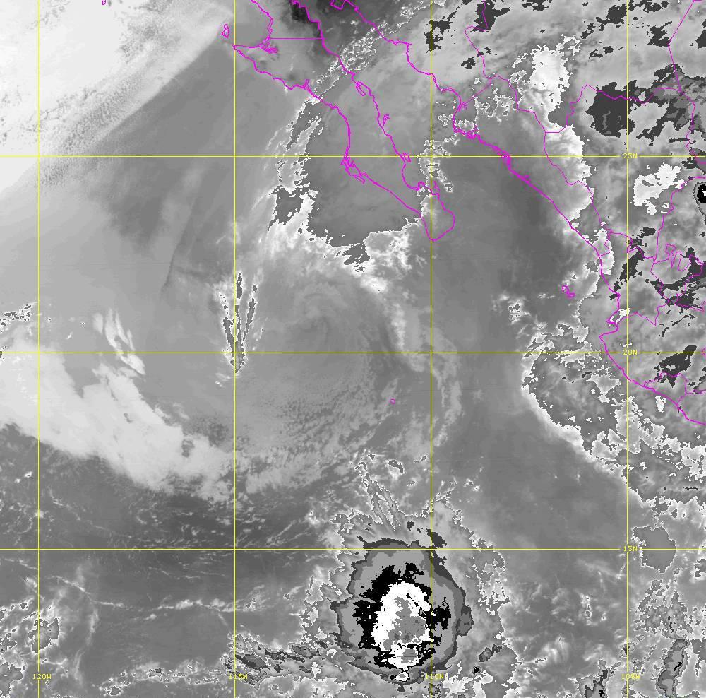 Band 14 - 11.2 µm - Longwave Window - IR - 01 Jul 2020 - 0630 UTC