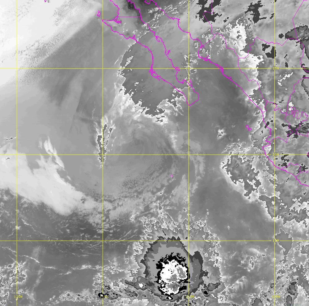 Band 14 - 11.2 µm - Longwave Window - IR - 01 Jul 2020 - 0730 UTC