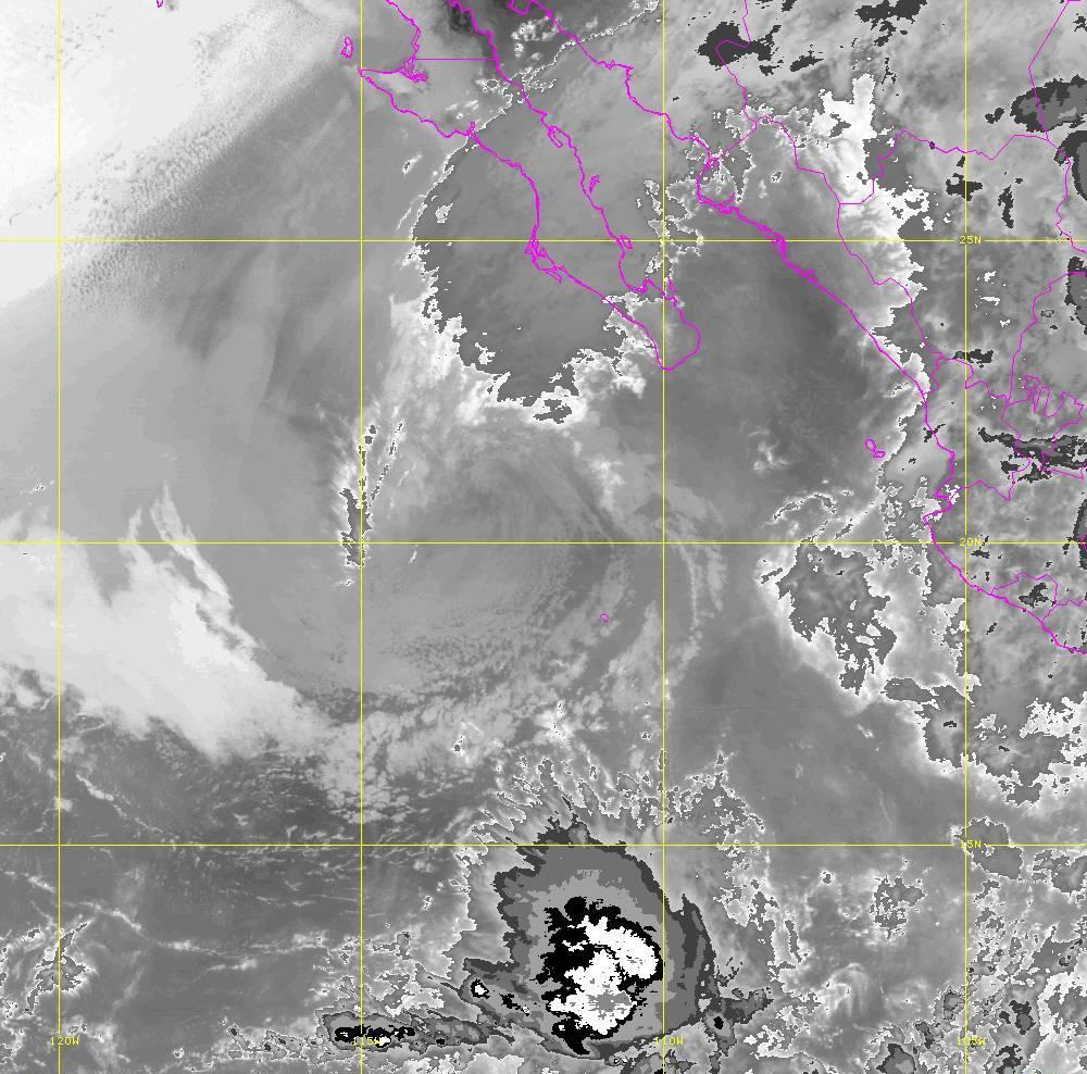 Band 14 - 11.2 µm - Longwave Window - IR - 01 Jul 2020 - 0810 UTC