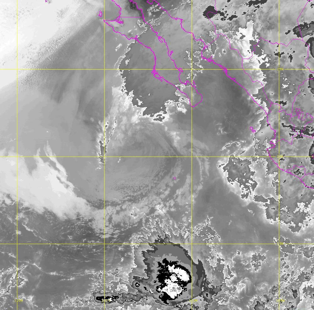 Band 14 - 11.2 µm - Longwave Window - IR - 01 Jul 2020 - 0820 UTC
