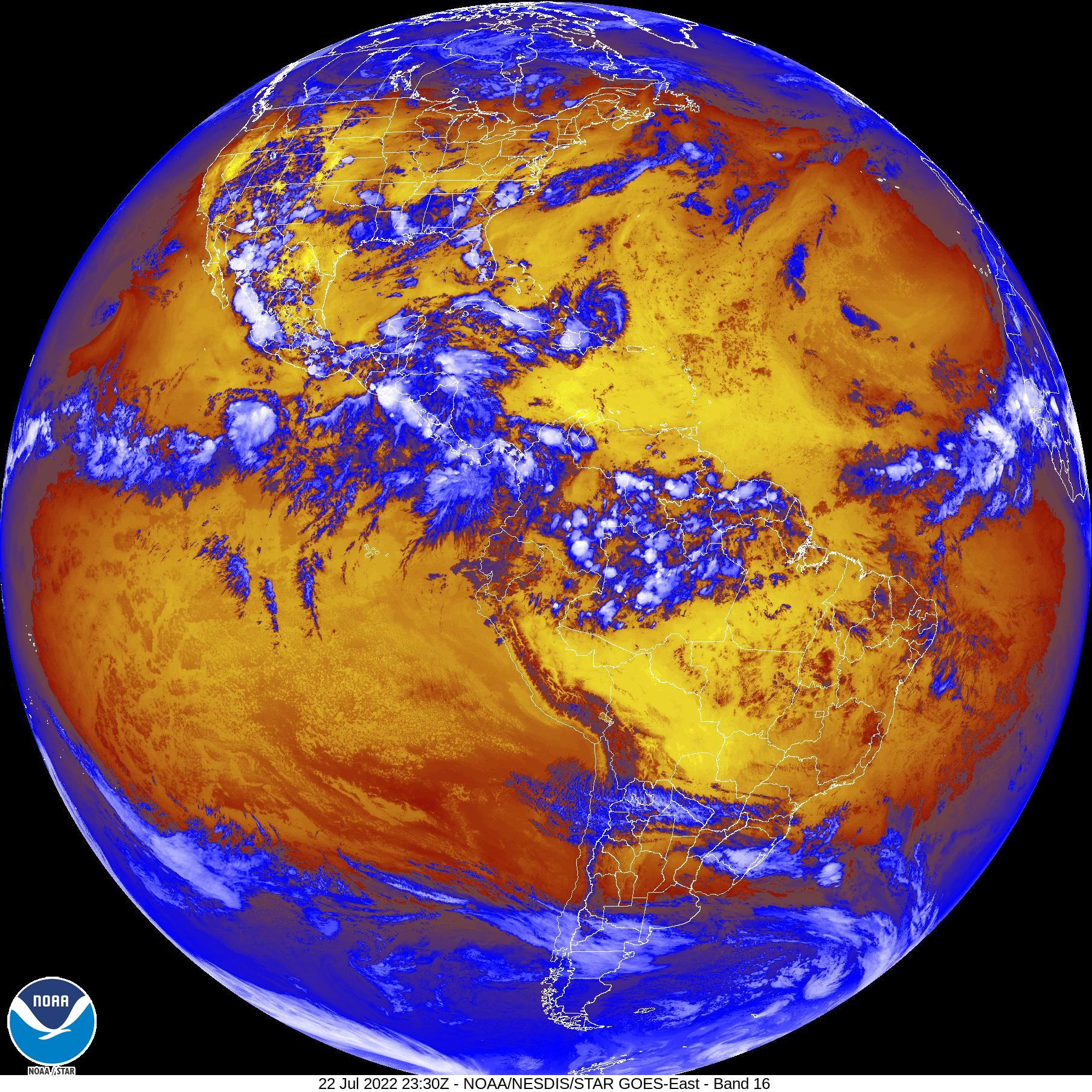 US Satellite