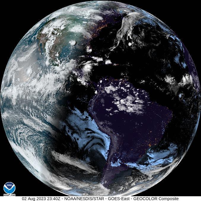 GOES East Satellite