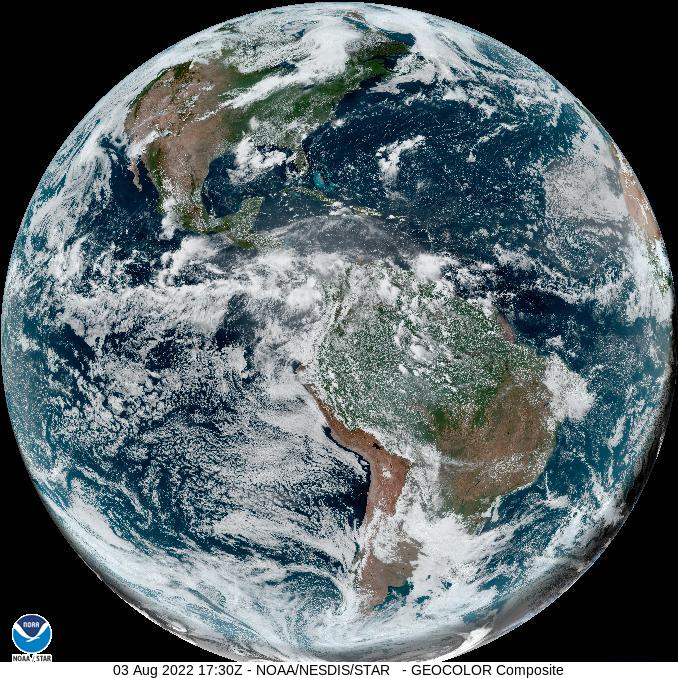 GOES East Satellite
