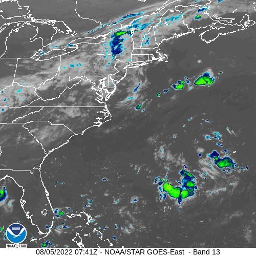 Mid-Atlantic Satellite